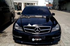 2008 Mercedes-Benz C63 for sale in Lagos