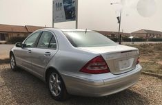 Mercedes Benz C240 2003 Silver for sale