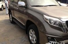 Direct Tokunbo Toyota Prado  2010 For Sale.