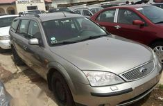 Ford Mondeo 2003 Gold for sale