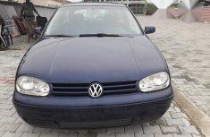 Volkswagen Golf 4 2005 Blue for sale
