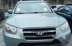 Hyundai Santa Fe 2007 Gray for sale
