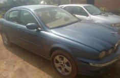 Jaguar X-Type 2002 Blue for sale
