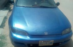 Honda Civic 1994 CX 2dr Hatchback Blue for sale