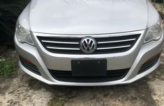 Volkswagen CC 2.0 Sport Automatic 2012 Silver for sale