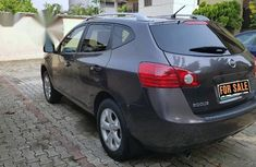 Nissan Rogue SL 4WD 2008 Brown for sale