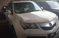 Acura MDX 2011 Petrol Automatic White for sale