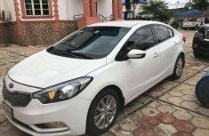 Kia Cerato 2015 Petrol Automatic White