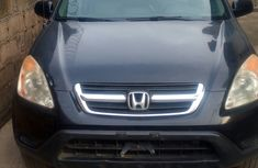 Clean Tokumbo 2002 Honda CR-V for sale