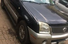 Mercury Mountaineer 2002 Black for sale