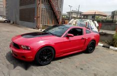 Ford Mustang 2010 Red for sale