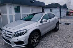 Mercedes-benz Gla250 2015 Gray for sale