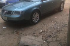 Audi A6 2007 2.0 T FSI Green for sale