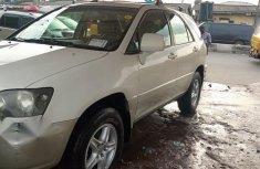 Lexus RX 1999 300 White for sale