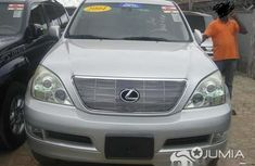 A TOKUNBO 2004 LEXUS GX 470 FOR SALE
