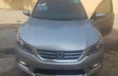 Honda Accord 2015 Petrol Automatic Grey/Silver for sale