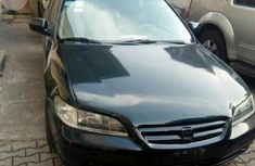 Honda Accord 2002 SE Automatic Blue for sale