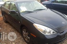 Lexus ES 2006 Black for sale