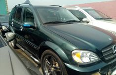Mercedes-Benz ML 500 2005 Automatic Petrol ₦1,200,000 for sale