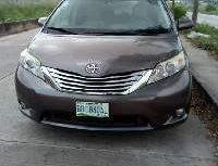 2010 Toyota Sienna Automatic Petrol well maintained