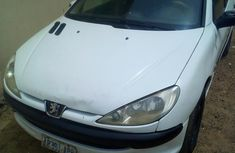 Peugeot 206 2001 1.6 White for sale