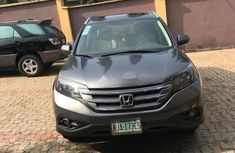 Honda CR-V 2012 Petrol Automatic Grey/Silver for sale