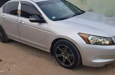 Honda Accord 2012 Silver for sale