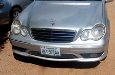 Mercedes-benz C230 2007 Silver for sale