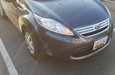 Ford Fiesta 2011 Gray for sale