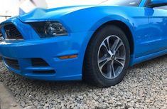 Ford Mustang Sport 2013 Blue for sale
