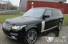 Land Rover 2014 Black SUV For Sale