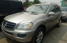 Almost brand new Mercedes-Benz ML350 Petrol 2008