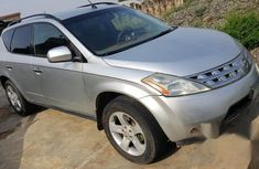 Nissan Murano 2005 SL AWD Silver for sale