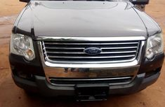 Ford Explorer 2007 Gray for sale