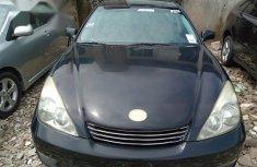 Lexus Es330 2004 Black