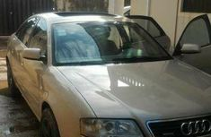 Audi A6 2002 Gold for sale