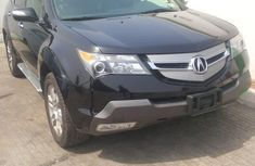 Acura MDX 2009 Blue for sale