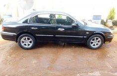 Hyundai Sonata 2002 Black for sale