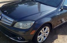Mercedes Benz C300 2010 Gray for sale