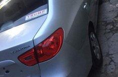 Hyundai Elantra 2007 Silver for sale
