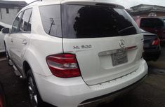 Mercedes-Benz ML 500 2007 Automatic Petrol for sale