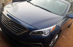 Hyundai Sonata 2016 Blue  for sale