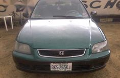 Honda Civic 1994 Green for sale
