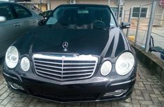 2008 Almost brand new Mercedes-Benz E350 Petrol for sale