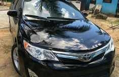 Tokunbo Toyota Camry 2012 Black for sale