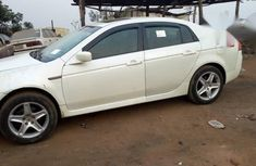 Acura TL 2004 Sedan White for sale