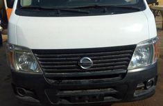 Nissan Commercial 2009 White for sale