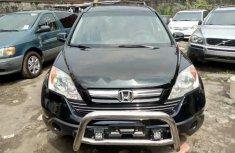 Honda CR-V 2007 Petrol Automatic Black for sale