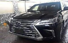 2017 Lexus LX for sale in Lagos