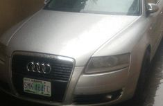 Audi A6 2004 Silver for sale